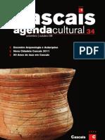 Agenda Cultural de Cascais n.º 34 - Setembro e Outubro 2008