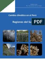 Cambio Climatico en El Peru Regiones Del Sur