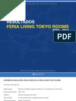 Informe de Resultado (Tokio Rooms 2008-2011)