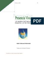 Kabir Edmund Helminski-Presencia Viva