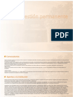 Memorias de FACSO-UNICEN .gestion permanente