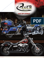 2010 Rush Racing Products Harley Catalog