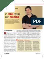 El profe Abal Medina. Por Santiago Eneas Casanello.
