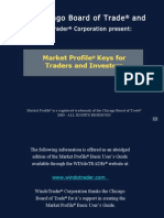 CBOT Market Profile Keys