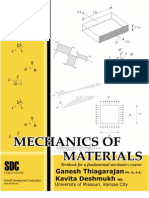 Deshmukh, Mechanics of Materials