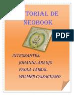 INSTALACION DE NEOBOOK