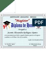 Diploma Sec Und Aria