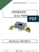 Manuale Di Servizio THERAPIC Serie 9000 Spa - Rev0