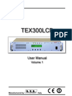 Excitador Tex LCD