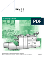 Image Runner 105 Copying Guide