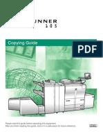Image Runner 105 Copying Guide