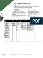 GE f02 Floodlighting ULTS Ultra Sport DataSheet WEB 110110[1]