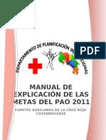 Manual Metas 2011