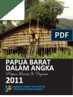 Papua Barat Dalam Angka 2011