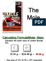 Chap 7 Mole and Chemical Composition