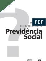 Previdencia_social o Que Vc Precisa Saber