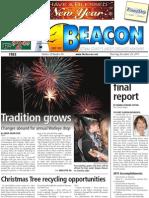 The Beacon - December 29, 2011