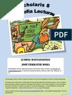Ludwig Wittgenstein- Ferrater Mora - Scholaris 8