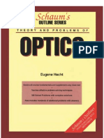 Optics Schaum - Hecht (Editted)