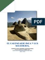Herbert Ore - El Calendario Inca y los solsticios