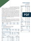 Market Outlook 29th December 2011