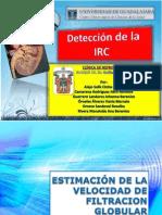 DETECCION IRC