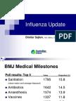 Influenza Update DS GR 2011
