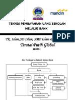 SOP Pembayaran Bank Mandiri & BSM Unit SD Ver01