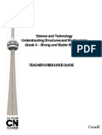 CN Tower - Teachers Resource Guide - Grade 3