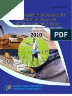 PDRB Prov. Papua Barat Menurut Lapangan Usaha 2010