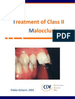 Treatment of Class II Malocclusions