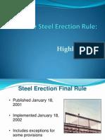 Erection Techniques-25th Feb09
