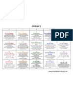 Preschool - January