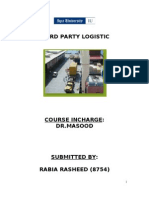 3PL (Supply Chain Management)