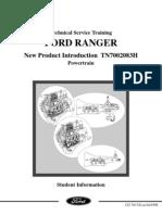 Ford Ranger Intro Power Train