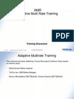 AMR Training NPS Draft Tno07