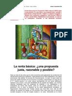 Dossier Renta Basica
