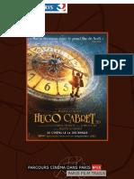 Hugo Cabret - Paris film trail