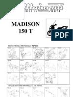 MADISON T 150