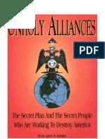 Dr. James Wardner - Unholy Alliances