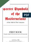 H. Spencer Lewis - Secret Symbols of the Rosicrucians First Book