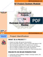 Project System Training PPT BDC