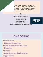 Sg Iron Production