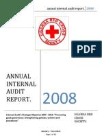 Audit Annual Report 2008