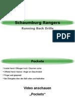 2009 Offense RB Drills
