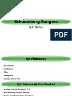 2009 Offense QB Drills