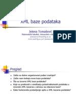 XML Baze Podataka