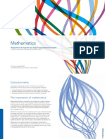 KS3 Maths Curriculum