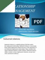 Relationshp Management