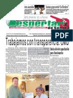 Edicion 31 de octubre del 2008